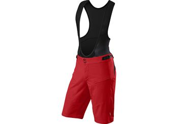 SPECIALIZED ENDURO PRO SHORT RED