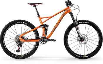 CENTURION NO POGO CARBON 3000.27 2017 ORANGE(ROT)