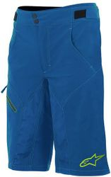 HOSE ALPINESTARS 16 OUTRIDER WATER RESIS. SHORTS BLUE GR.34