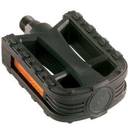 Pedale Gummikralle Kunststoff schwarz