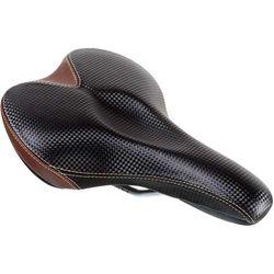Sattel Comfort L carbon/braun