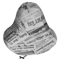 Sattelbezug  -NEWSPAPER-