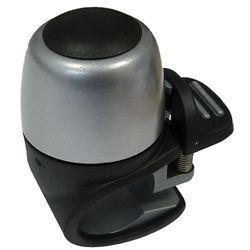 Glocke Compact silber Widek