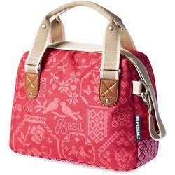 Lenkertasche Bohème City Bag vintage red