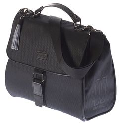 Lenkertasche Noir City Bag midnight black