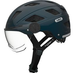 Hyban + midnight blue clear visor, L = 58-63cm