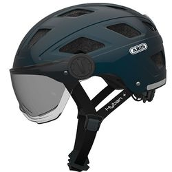 Hyban + midnight blue smoke visor, L = 58-63cm