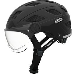 Hyban + black clear visor, M = 52-58cm