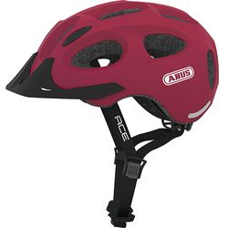 Youn-I Ace cherry red M = 52-57cm