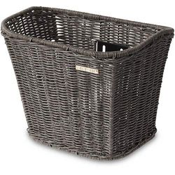 BERLIN Rattan Look nature grey