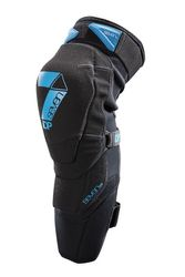 7iDP Flex Knee/Shin Guard, black, XL