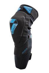 7iDP Seven Flex  Knee/Shin Guard, black, XL