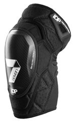 7iDP Control Knee Guard, black, S