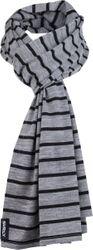 Surly Merino Schal, one size, grey/black