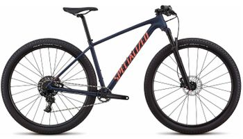 "SPECIALIZED CHISEL WOMAN EXPERT 29"" 2X BLACK/HYPER"