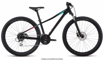 SPECIALIZED PITCH WMN SPORT 27.5 TARBLK/ACDMNT/ACDPNK