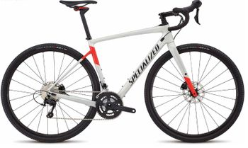 SPECIALIZED DIVERGE COMP DRTYWHT/RKTRED/TARBLK