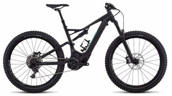 SPECIALIZED LEVO FSR WOMAN COMP 6FATTIE TARBLK/CALFDE 2018