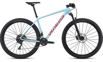 "SPECIALIZED CHISEL MEN COMP 29"" LTBLU/RKTRED"