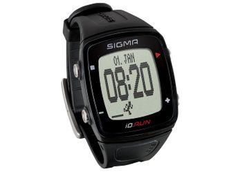 Sigma Sport  iD.RUN schwarz GPS
