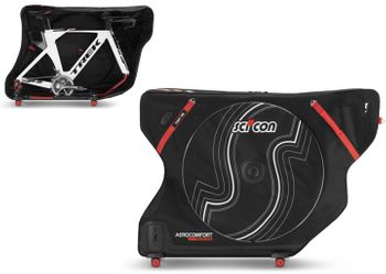 SCICON Soft Case AEROCOMFORT 3.0 TSA TRIATHLON - schwarz