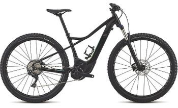 SPECIALIZED WOMEN´S TURBO LEVO HARDTAIL 29 GLOSS TARMAC BLACK / CALI FADE 2018