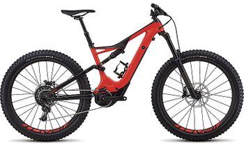 SPECIALIZED TURBO LEVO FSR EXPERT MEN 6FATTIE/29 NB GLOSS ROCKET RED / CARBON 2018