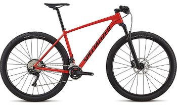 """SPECIALIZED CHISEL MEN EXPERT 29"""" 2X Gloss Rocket Red/Black"""