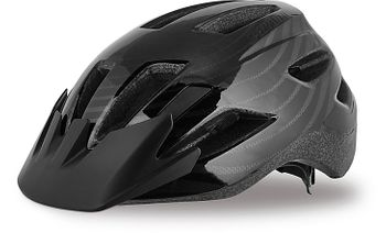 SPECIALIZED SHUFFLE LED HELM BLACK YOUTH