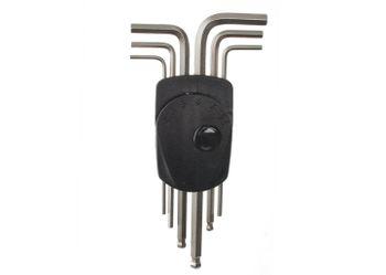 absolut Innensechskantschlüssel-Set 2/2.5/3/4/5/6mm Stahl