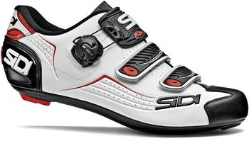 SCHUHE SIDI ALBA WHITE/BLACK/RED GR. 36