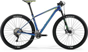 MERIDA BIG NINE XT 2018 BLAU(GRÜN)