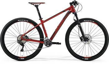 MERIDA BIG SEVEN XT-EDITION 2018 ROT(ROT/SCHWARZ)