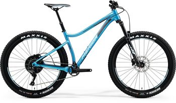 MERIDA BIG TRAIL 600 2018 METALLIC-BLAU(GRAU)