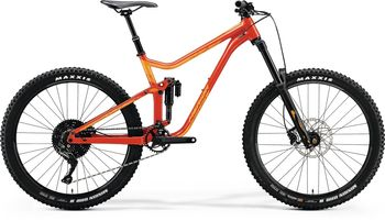 MERIDA ONE-SIXTY 600 2018 ROT(ORANGE)