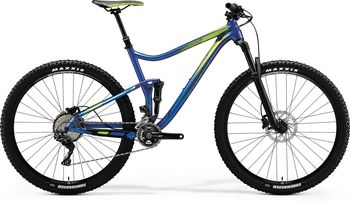 MERIDA ONE-TWENTY 9.XT-EDITION 2018 BLAU(GRÜN)