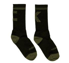 Chris King Building Block Socken, olive, XL