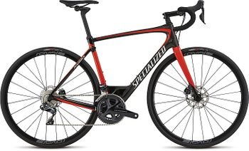 SPECIALIZED ROUBAIX EXPERT ULTEGRA DI2 Gloss Carbon/Rocket Red/Kool Silver