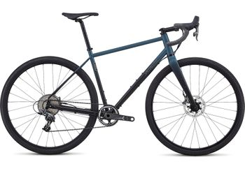 SPECIALIZED SEQUOIA EXPERT BLACK/TROPICALTEALFADE  SHOWBIKE !