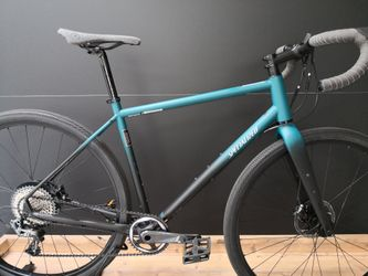 SPECIALIZED SEQUOIA EXPERT BLACK/TROPICALTEALFADE  SHOWBIKE ! – Bild 1
