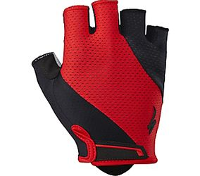 SPECIALIZED BG GEL HANDSCHUHE RED