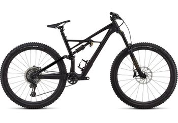 S-WORKS ENDURO FSR CARBON 29/6FATTIE BLK/BLK