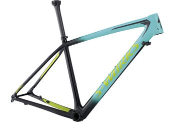 S-WORKS EPIC HT MEN CARBON 29 FRAME ACDMNT/CSMBLK/HYP