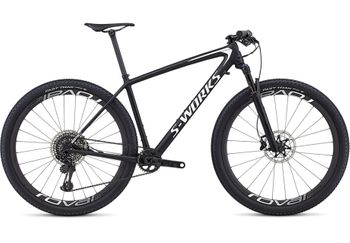 S-WORKS EPIC HT MEN CARBON SRAM 29 BLK/METWHTSIL
