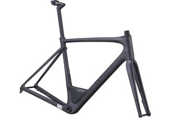 S-WORKS ROUBAIX FRAMESET 2019 SATIN BLACK/GLOSS BLACK/CLEAN