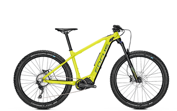 FOCUS JAM SQUARED 6.8 HT PLUS LIME TESTBIKE 100KM !