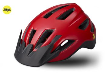 SPECIALIZED SHUFFLE LED SB HELM MIPS CE FLO RED YOUTH