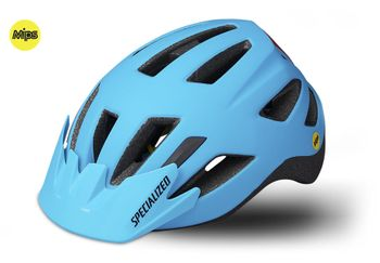 SPECIALIZED SHUFFLE LED SB HELM MIPS CE NICE BLUE CHILD
