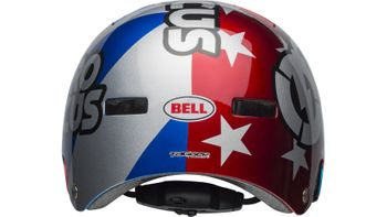 BELL LOCAL RED/SILVER/BLUE NITROCIRCUS 19 – Bild 3