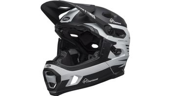 BELL SUPER DH MIPS BLK/WHT FASTHOUSE 19 – Bild 9